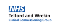 NHS Telford and Wrekin Clinical Commissioning Group logo